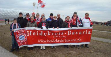 Bayern – HSV 2013