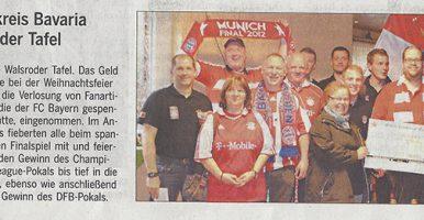 Walsroder Zeitung 22.06.2013