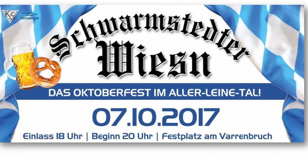 Schwarmstedter Wiesn – Oktoberfest